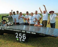 OSU Solar Vehicle Team