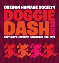 doggie dash sign