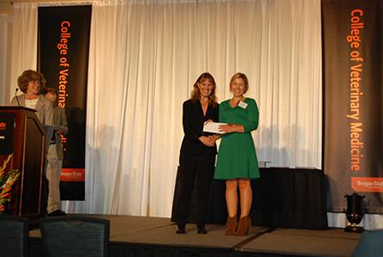 Linn County Kennel Club Scholarship- Sue Tornquist, Claire Lender