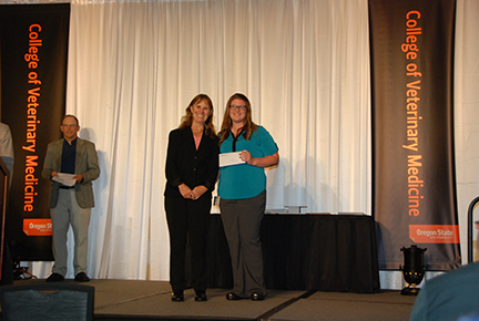 Andres Family Scholarship Fund -Sue Tornquist, Ashley Doherty