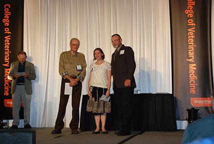 Emerald Dog Obedience Club of Eugene Scholarship - Charlie Bentz, Ginny Schulken, Chris Frank