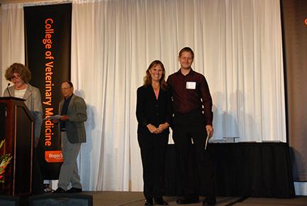 Linn County Kennel Club Scholarship - Sue Tornquist, Brett Bemer