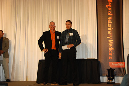 Jeff & Kris Otteman Brant Scholarship for Mixed/Food Animal Practice- Dr. Jeff Brant, Andrew Beachy