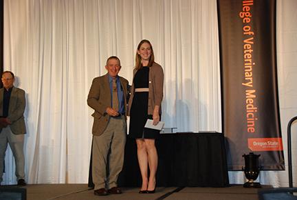 NW Camelid Foundation Scholarship -  Adrienne Cheney