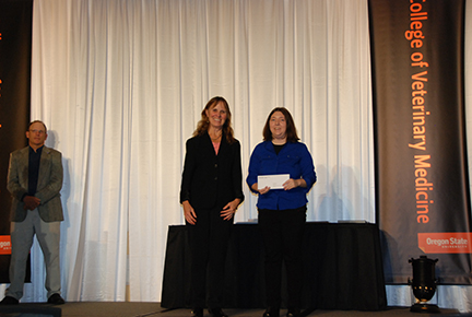Creston and Dorothea Lamont Memorial Veterinary Medicine Scholarship - Kyra Knutson
