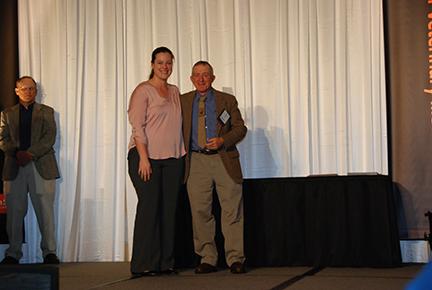 Glen Pfefferkorn and Morris Wendorf Scholarship - Megan Turnquist