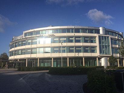 The Veterinary College at Swedish University.