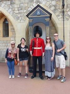 Oregon State College of Business Students get Experiential Learning in London