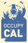 Occupy poster Cal.