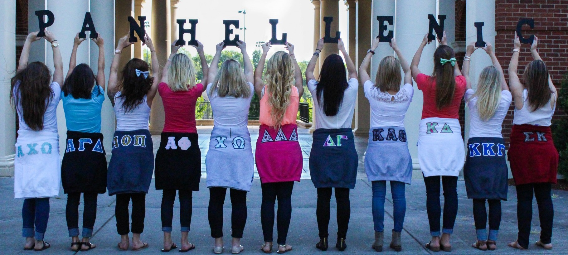 Panhellenic Fall Formal Recruitment