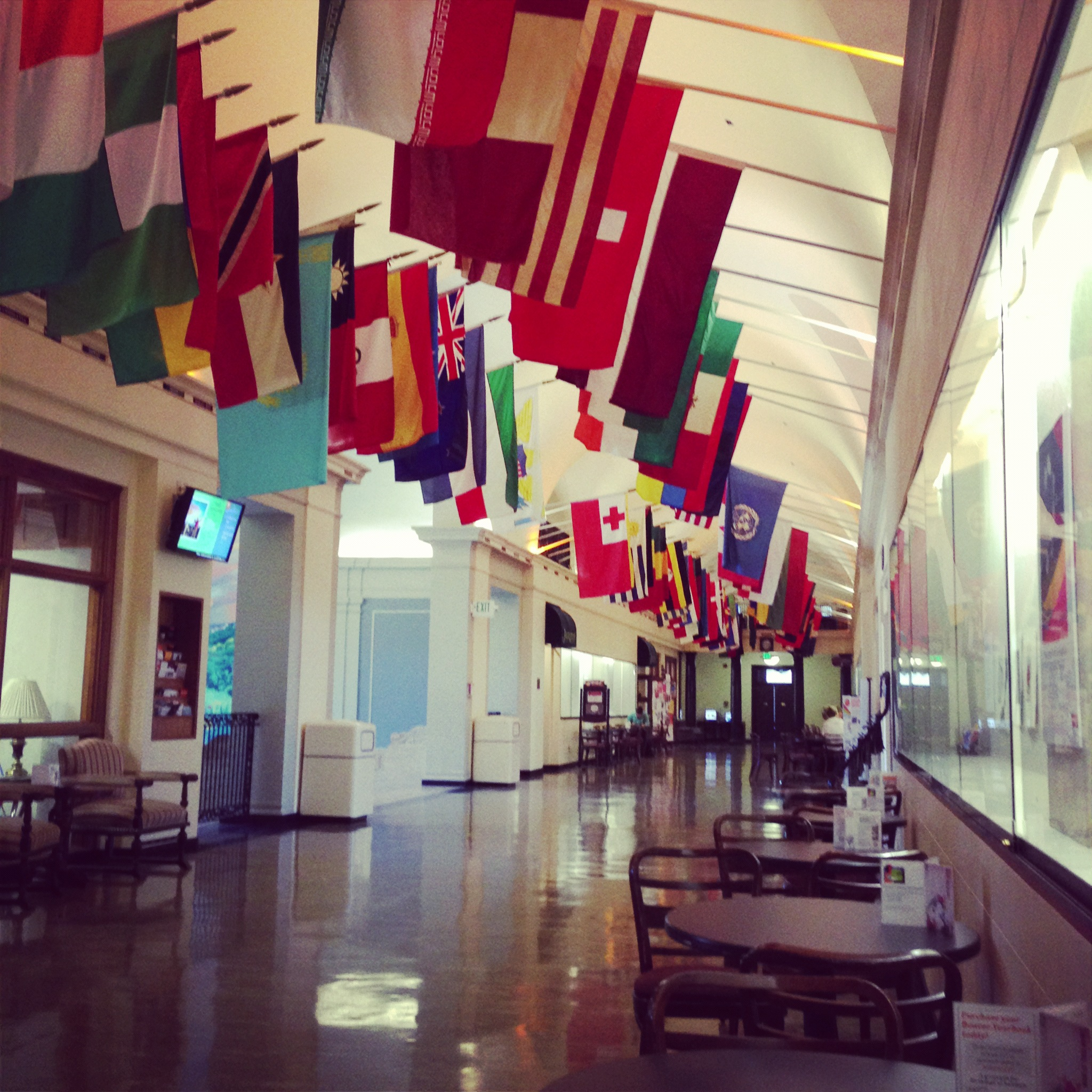 Peace And Diversity In The Memorial Union