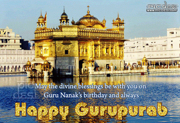Happy Gurupurab!