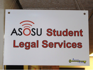 ASOSU Student Legal Services is located in Snell 135.