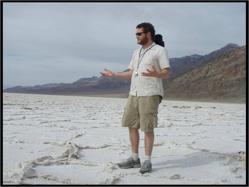 Badwater Basin -- unbelievable!
