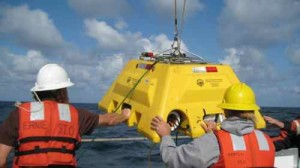A seismometer is a type of Ocean Bottom Sensor (OBS)