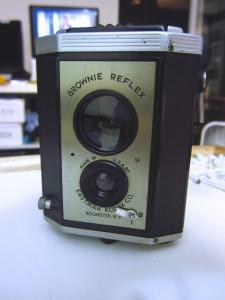 Kodak Brownie Reflex, circa 1940-1942