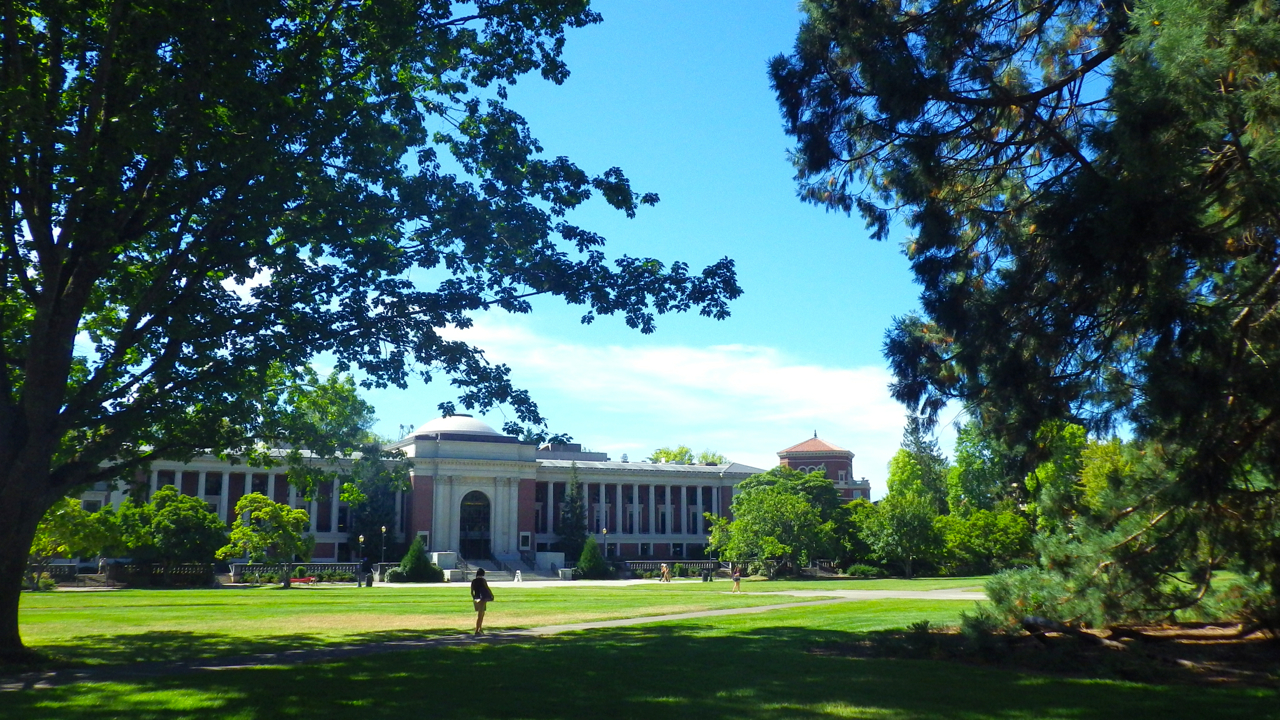 OSU Memorial Union quad