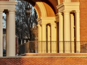 Weatherford Hall OSU