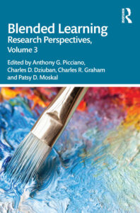 Blended Learning Research Perspectives, volume 3