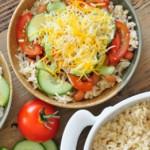 Rice Bowl southwestern style