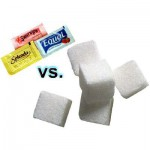 artificial sweeteners vs sugar
