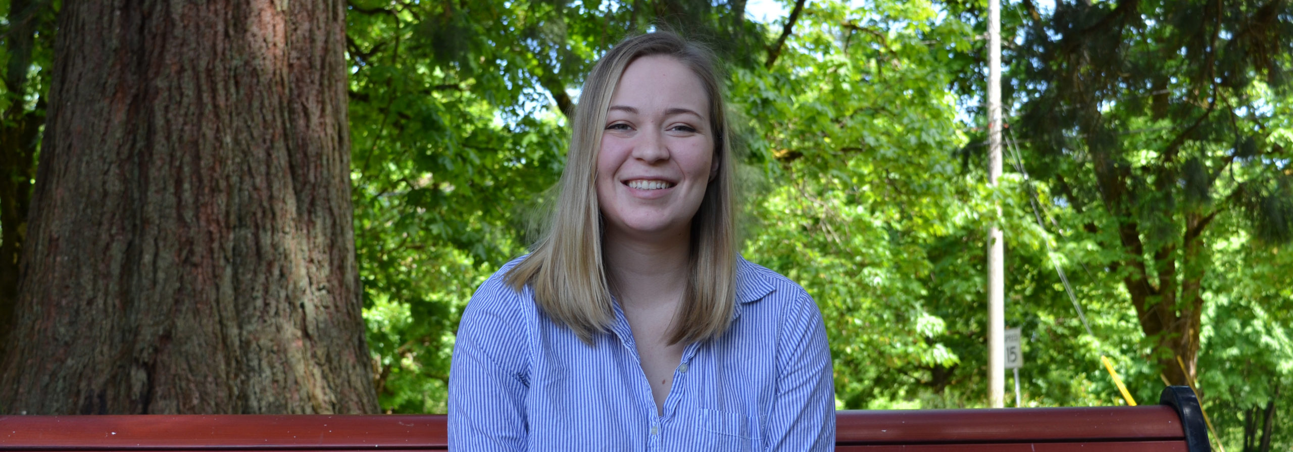 A SMART path to the future –  Honors student Rachel McAfee wins prestigious Department of Defense scholarship