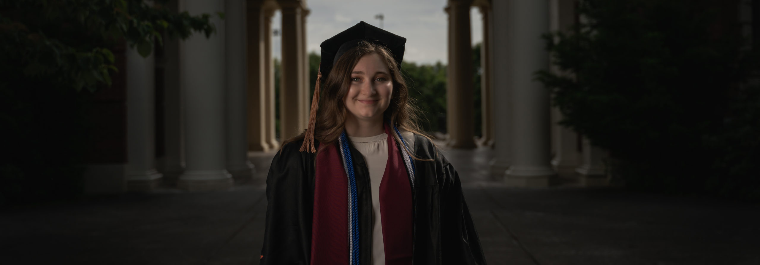 Victoria Houdeshell – Honors College Class of 2020
