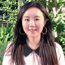 Photo of Yeojin Kim.