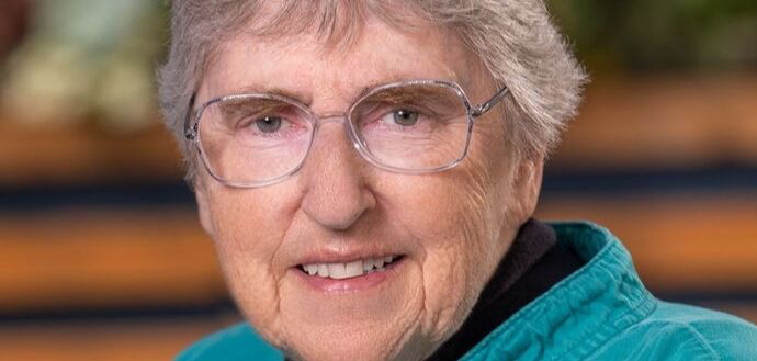 Lillian Larwood, professor emeritus at Oregon State University, will be inducted into the National 4-H Hall of Fame Oct. 11.
