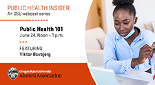 Public health 101: Health and well-being for all