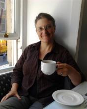 Headshot - WIC Director Sarah Tinker Perrault
