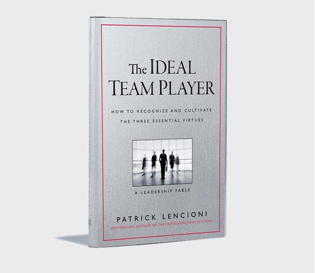 Picture of the Ideal Team Player by Patrick Lencioni