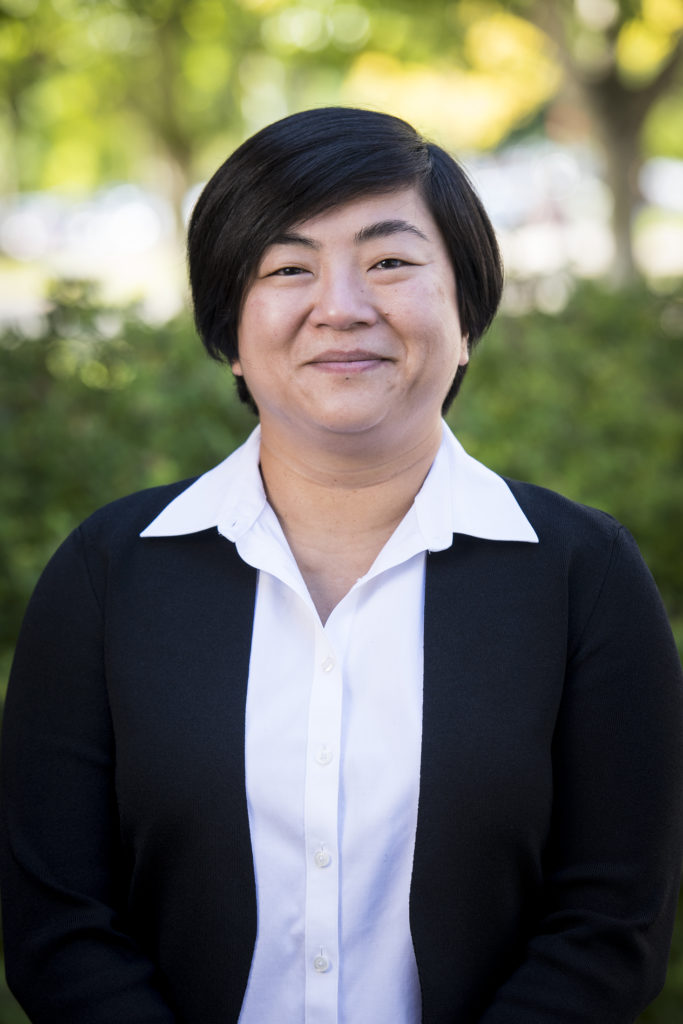 Ean Ng, assistant professor of IE