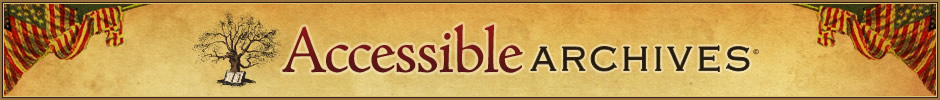 Accessible Archives Logo Image