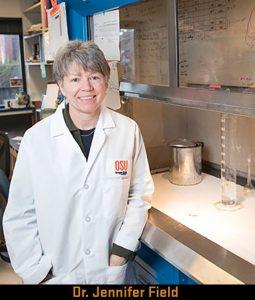 Dr. Jennifer Field