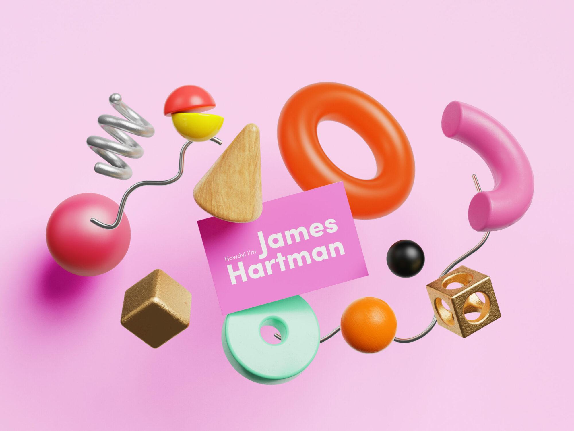James' Design Blog