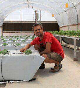 Thomas Groenveld, Project manager  Postdoc in Viticulture, Washington State University