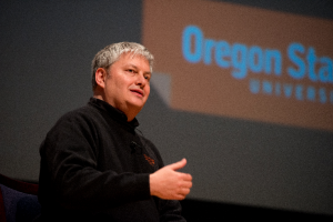Microsoft's Jon DeVaan Speaking at Oregon State